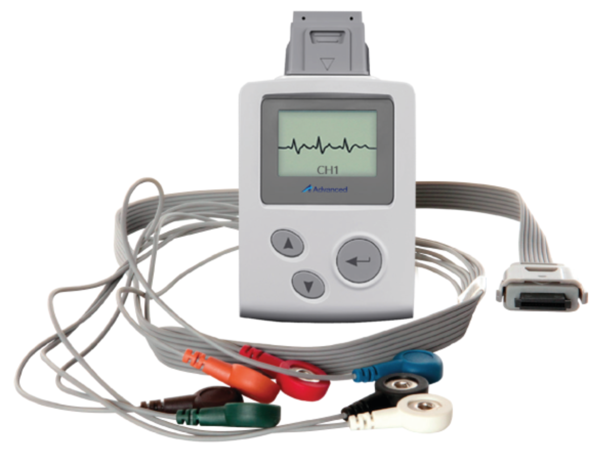 Cardiology Monitor Holter HT-1000