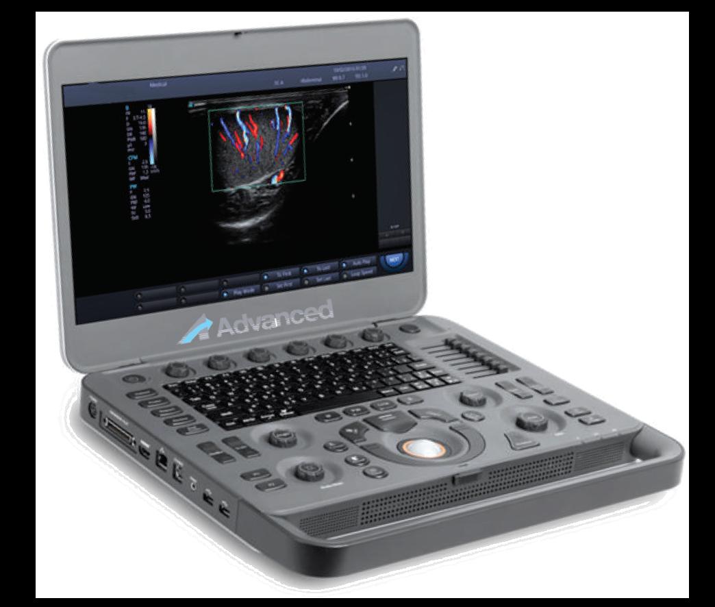 Ultrasound System DUS – 5000Plus