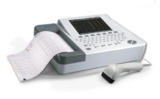 Electrocardiograph ECG - 12C