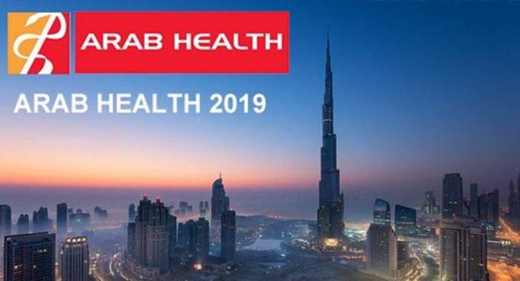 Logo Arab 2019