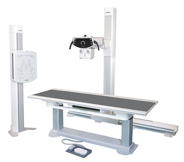 Digital Radiographic System