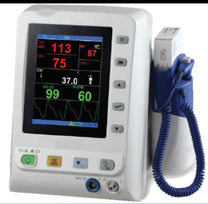 Vital Signs Monitor VSM – 300C